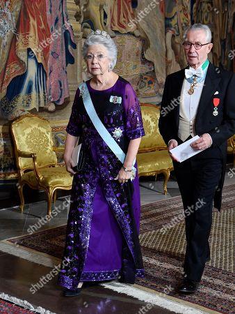 Princess Christina, Tord Magnuson