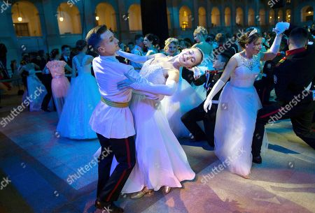 Military Students Ball, Moscow