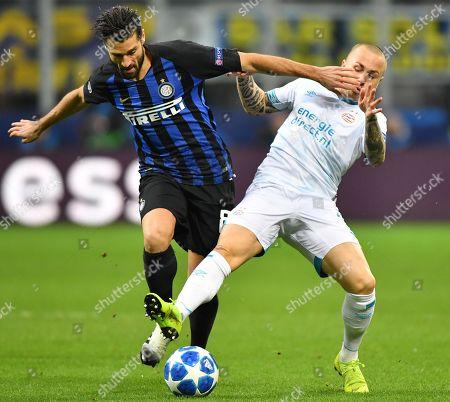 Inter Milan v Eindhoven