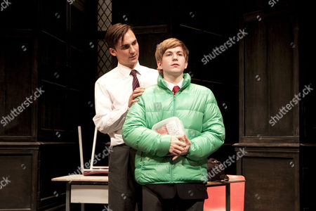 'Punk Rock' - Henry Lloyd-Hughes (Bennett Francis), Harry McEntire (Chadwick Meade)