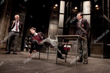 'Punk Rock' - Nicholas Banks (Nicholas Chatman), Tom Sturridge (William Carlisle), Henry Lloyd-Hughes (Bennett Francis)