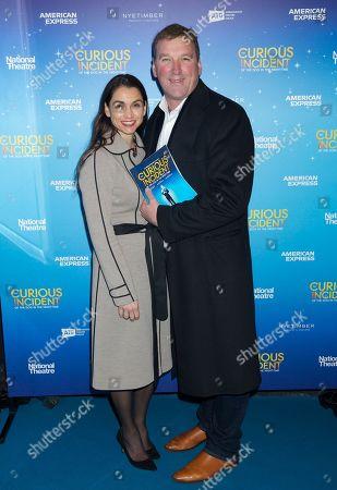 Demetra Pinsent and Sir Matthew Pinsent