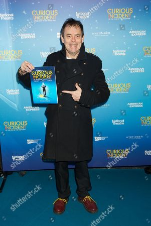 Editorial picture of 'The Curious Incident of The Dog in the Nighttime' play performance, London, UK - 11 Dec 2018