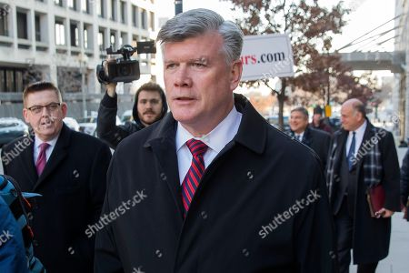 Paul Manafort status hearing, Washington DC