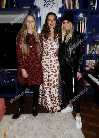 Hum Fleming, Kristina Hoffman, Ella Ross