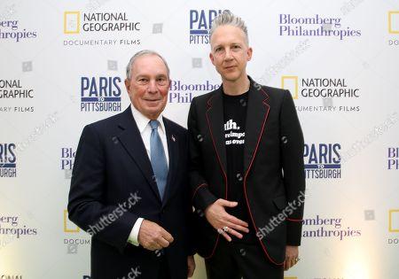 Michael Bloomberg, Jefferson Hack
