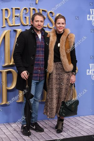 Editorial photo of 'The Return of Mary Poppins' film premiere, Pozuelo de Alarcon, Spain - 11 Dec 2018