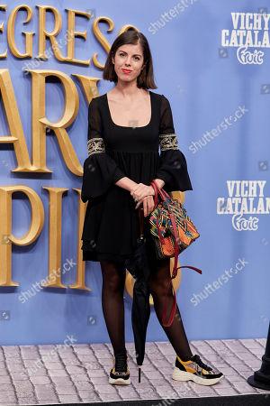 Editorial photo of 'Mary Poppins Returns' film premiere, Pozuelo de Alarcon, Spain - 11 Dec 2018