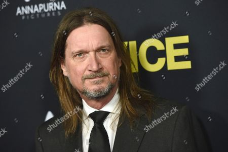 "Editorial picture of World Premiere of ""Vice"", Beverly Hills, USA - 11 Dec 2018"