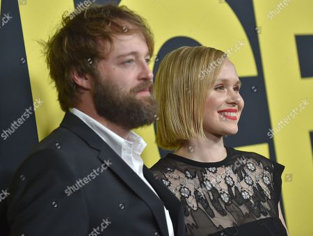 Joshua Leonard and Alison Pill