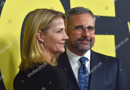 Editorial image of 'Vice' film premiere, Arrivals, Los Angeles, USA - 11 Dec 2018