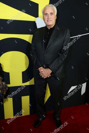 Editorial photo of 'Vice' film premiere, Arrivals, Los Angeles, USA - 11 Dec 2018