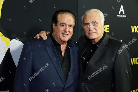 Nick Vallelonga, Joe Cortese