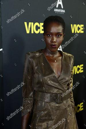 Editorial image of 'Vice' film premiere, Arrivals, Los Angeles, USA - 11 Dec 2018