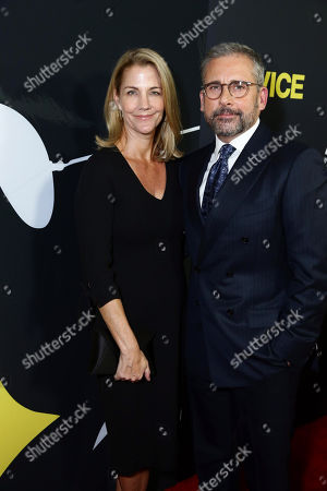 Nancy Carell, Steve Carell