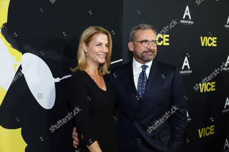 Editorial photo of 'Vice' film premiere, Arrivals, Los Angeles, USA - 11 Dec 2018