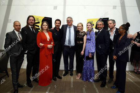 Sam Rockwell, Don McManus, Amy Adams, Christian Bale, Adam McKay, Writer/Producer/Director, Alison Pill, Lily Rabe, Steve Carell, Justin Kirk, LisaGay Hamilton