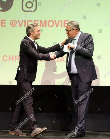 Editorial photo of 'Vice' film premiere, Los Angeles, USA - 11 Dec 2018