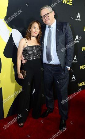 Shira Piven, Adam McKay, Writer/Producer/Director,