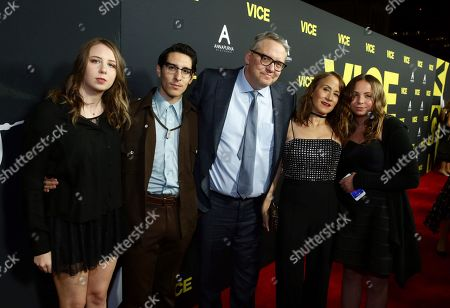 Pearl McKay, Adam McKay, Writer/Producer/Director, Shira Piven, Lili Rose McKay