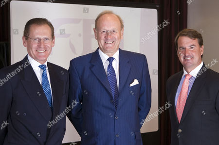 David O'Connor, Lord Stevens and John Roche