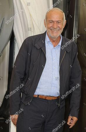 Stock Photo of Mario Capanna