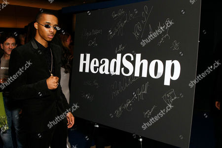 Editorial picture of HeadShop VIP press screening, Beverly Hills, Los Angeles, USA - 11 Dec 2018