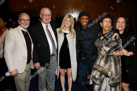 Editorial image of HeadShop VIP press screening, Beverly Hills, Los Angeles, USA - 11 Dec 2018