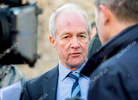 Stock Photo of Peter Lilley