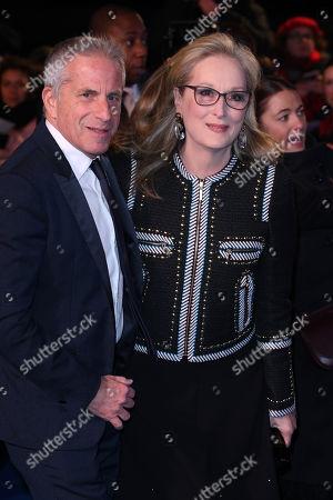 Marc Platt and Meryl Streep