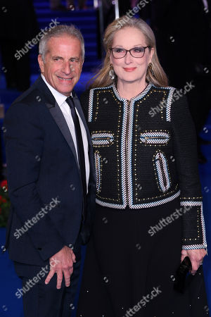 Editorial image of 'Mary Poppins Returns' film premiere, London, UK - 12 Dec 2018
