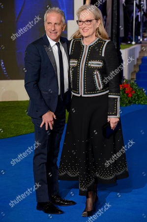 Meryl Streep and Marc Platt