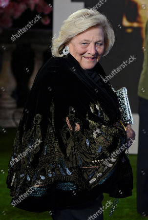Stock Image of Dame Vivien Duffield