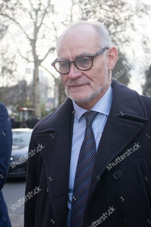Stock Image of Crispin Blunt Conservative MP for Reigate Surrey