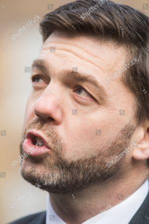 Stock Picture of Stephen Crabb, Conservative MP for Preseli Pembrokeshire