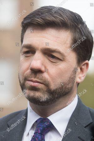 Stock Image of Stephen Crabb, Conservative MP for Preseli Pembrokeshire