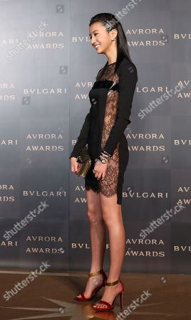 Editorial photo of BVLGARI Avrora Awards, Tokyo, Japan - 12 Dec 2018