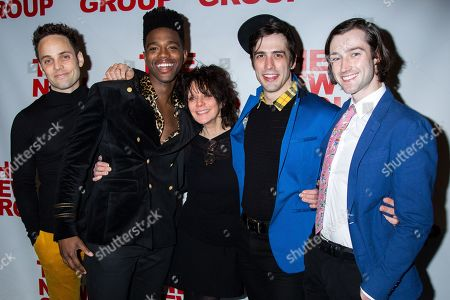 Editorial picture of 'Clueless, The Musical' Off Broadway Opening Night, New York, USA - 11 Dec 2018
