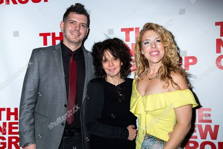 Stock Picture of Ethan Popp, Amy Heckerling, Kristin Hanggi