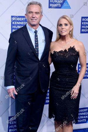 Robert F. Kennedy Jr. and Cheryl Hines
