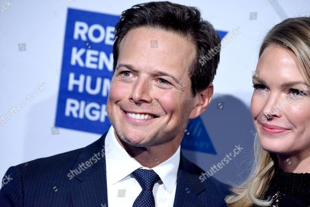 Stock Picture of Scott Wolf and Kelley Limp