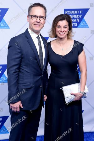Editorial photo of 50th Anniversary Ripple of Hope Awards Dinner, Arrivals, New York, USA - 12 Dec 2018
