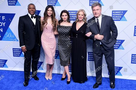 Editorial image of 50th Anniversary Ripple of Hope Awards Dinner, Arrivals, New York, USA - 12 Dec 2018
