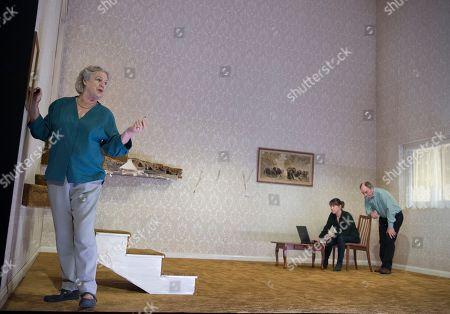 Maggie Steed as Maureen, Nicola Walker as Anna, Alun Armstrong as Edward