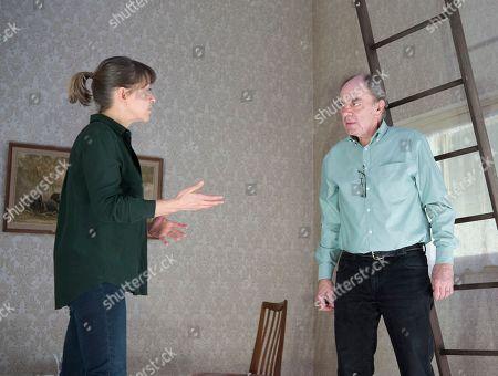Nicola Walker as Anna, Alun Armstrong as Edward