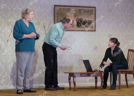 Maggie Steed as Maureen, Alun Armstrong as Edward, Nicola Walker as Anna