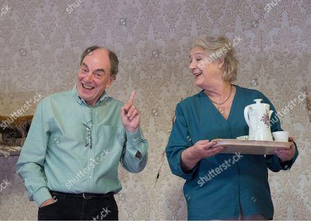 Alun Armstrong as Edward, Maggie Steed as Maureen,