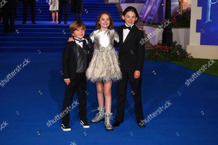 Editorial photo of Mary Poppins Returns Premiere, London, United Kingdom - 12 Dec 2018