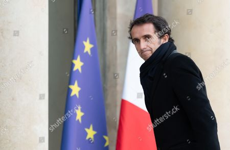 CEO Carrefour Alexandre Bompard