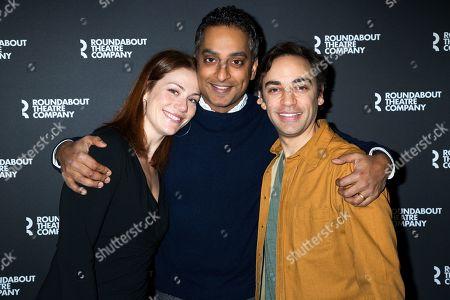 Jessie Austrian, Manu Narayan, Ben Steinfeld